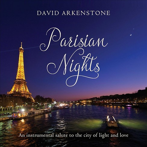 David arkenstone - Parisian nights (CD) - image 1 of 1