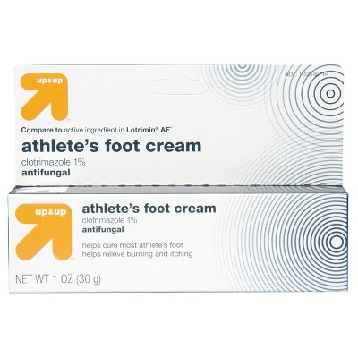 Clotrimazole Antifungal Cream - 1oz - up & up™