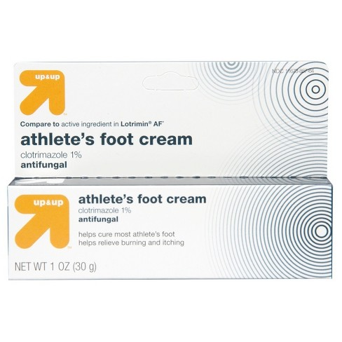 Clotrimazole Antifungal Cream - 1oz - Up&Up™ (Compare to active ingredient in Lotrimin AF) - image 1 of 4