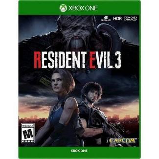 Resident Evil 3 - Xbox One : Target
