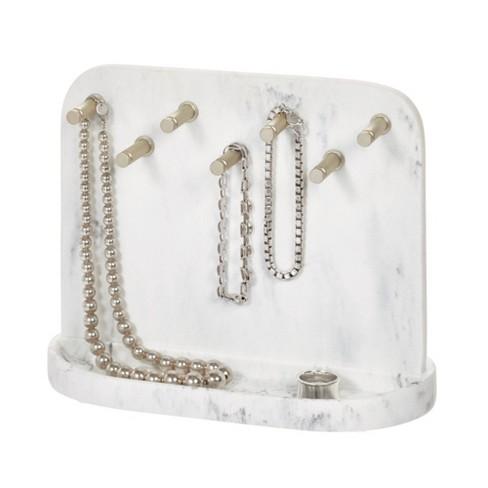 Dakota Jewelry Organizer White - iDESIGN - image 1 of 4
