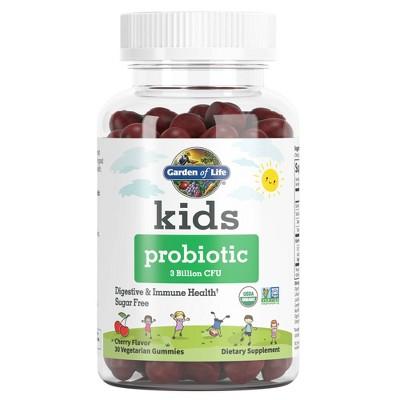 Garden of Life Kids Probiotic Gummy - 30ct