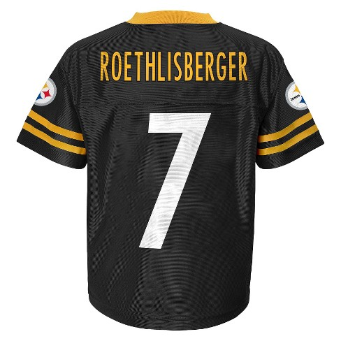 Pittsburgh Steelers Ben Roethlisberger Jersey- Infant   Toddler   Target 6f7e8208f