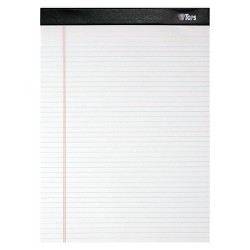 "Tops Legal Pads 8.5"" x 11.75"" - White"