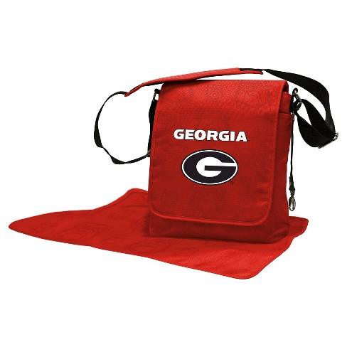 NCAA Lil Fan Diaper Messenger Bag - image 1 of 5