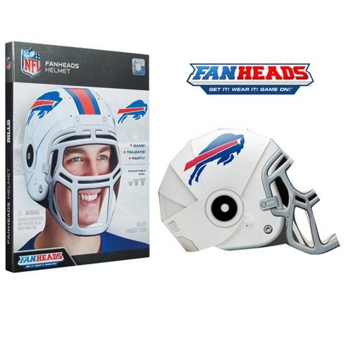 NFL Buffalo Bills FanHeads Laminate Paper Football Helmet   Target 8177d25aca44