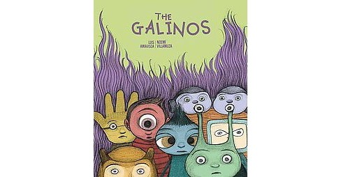 Galinos (Hardcover) (Luis Amavisca) - image 1 of 1