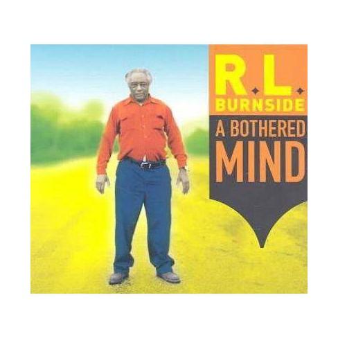 R.L. Burnside - A Bothered Mind (CD) - image 1 of 1