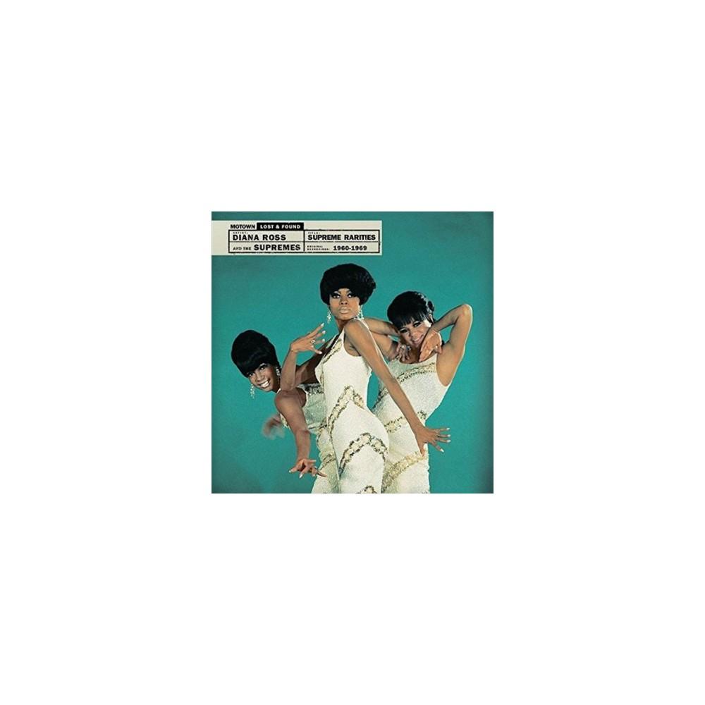 Diana & The Su Ross - Supreme Rarities:Motown Lost & Found (Vinyl)