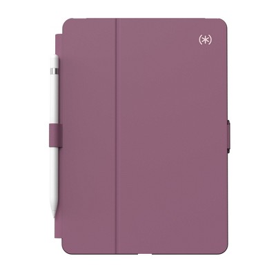 Speck Balance Folio Protective Case for iPad 10.2 - Plumberry Purple