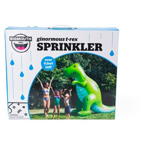 Big Mouth Toys Dinosaur Sprinkler - Green - image 1 of 3