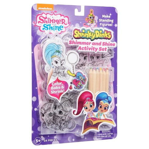 Shimmer and Shine Shrinky Dinks Activity Set - image 1 of 2