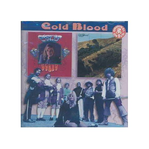 Cold Blood - Cold Blood / Sisyphus (CD) - image 1 of 1