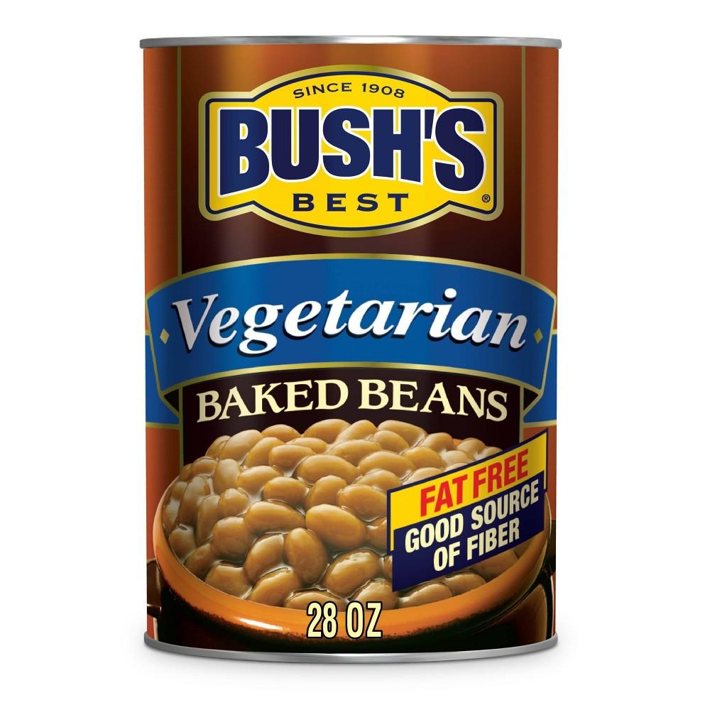Bush 39 S Vegetarian Baked Beans 28oz