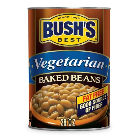 Bush's Vegetarian Baked Beans - 28oz - image 1 of 4