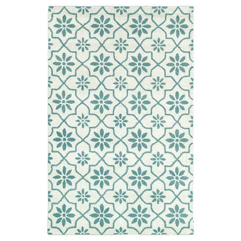 Rizzy Home Opus Collection 100% Wool Hand-Tufted Area Rug - image 1 of 5