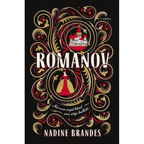 Romanov - by Nadine Brandes - image 1 of 1