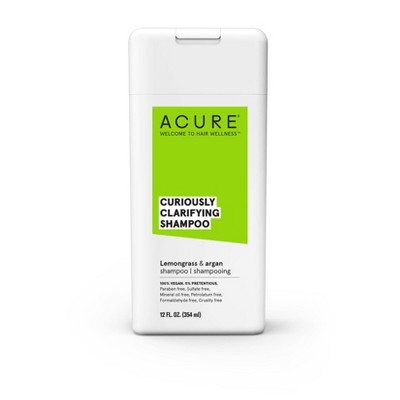 Shampoo & Conditioner: Acure Curiously Clarifying