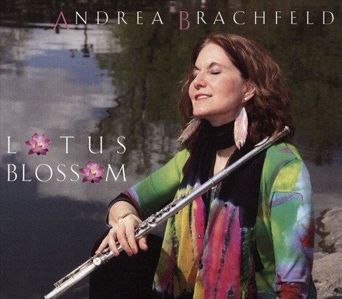 Andrea brachfeld - Lotus blossom (CD) - image 1 of 1