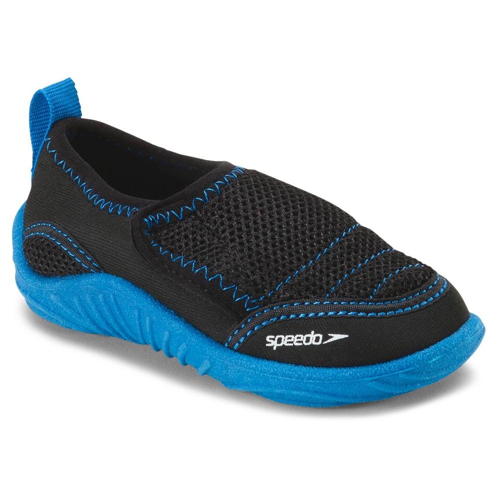 Speedo Toddler Kids Surfwalker - Black (Extra Large), Toddler Girl's, Size: XL