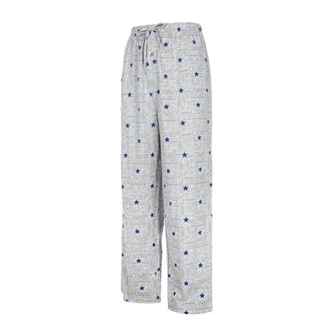 NFL Dallas Cowboys Men's Geoffrey Gray All Over Print Pants - image 1 of 1