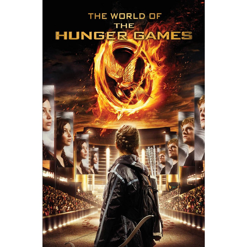 The World of the Hunger Games (Hardcover) by Kate Egan