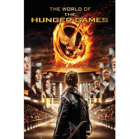 The World of the Hunger Games (Hardcover) by Kate Egan - image 1 of 1