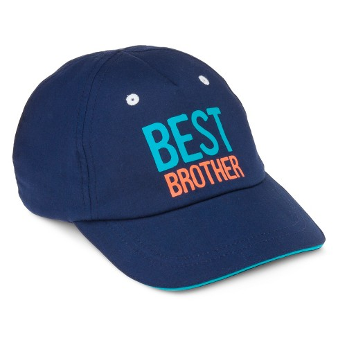 Baby Baseball Hat - Just One You™ Made by Carter's® Navy - image 1 of 1
