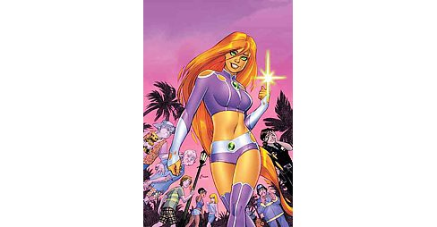 Starfire 1 : Welcome Home (Paperback) (Amanda Conner & Jimmy Palmiotti) - image 1 of 1