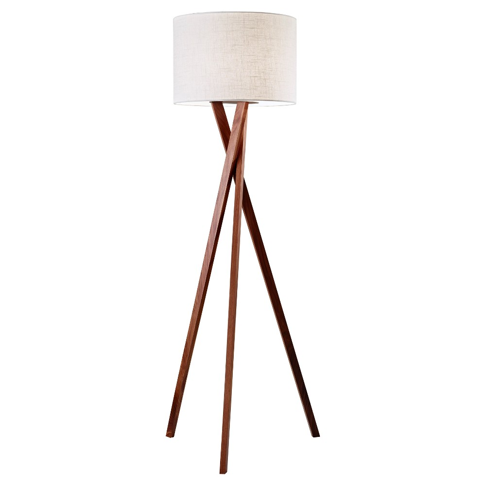 Image of Adesso Brooklyn Floor Lamp