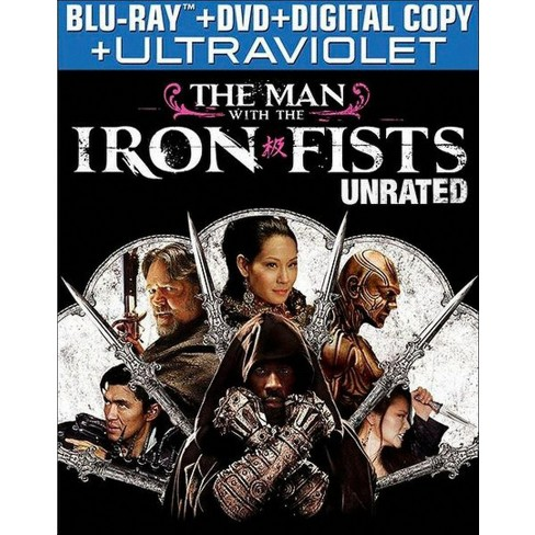 The Man with the Iron Fists (Unrated) (2 Discs) (Blu-ray/DVD) - image 1 of 1
