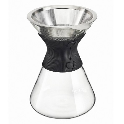 Brim 6-Cup Pour Over Coffee Maker