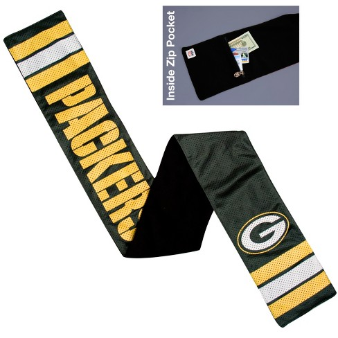 NFL Green Bay Packers Jersey Scarf   Target 7174865d2