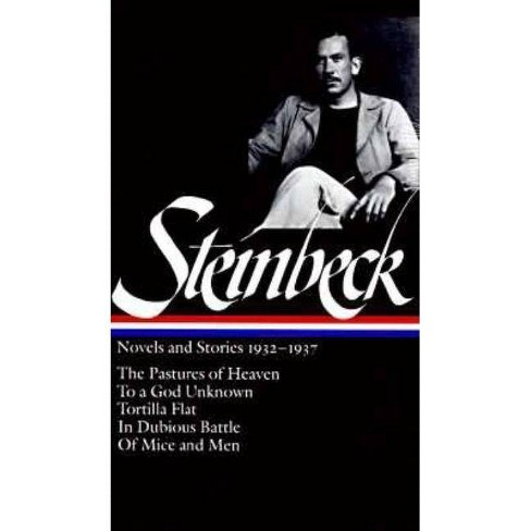 John Steinbeck: Novels and Stories 1932-1937 (Loa #72) - (Library of America)(Hardcover) - image 1 of 1