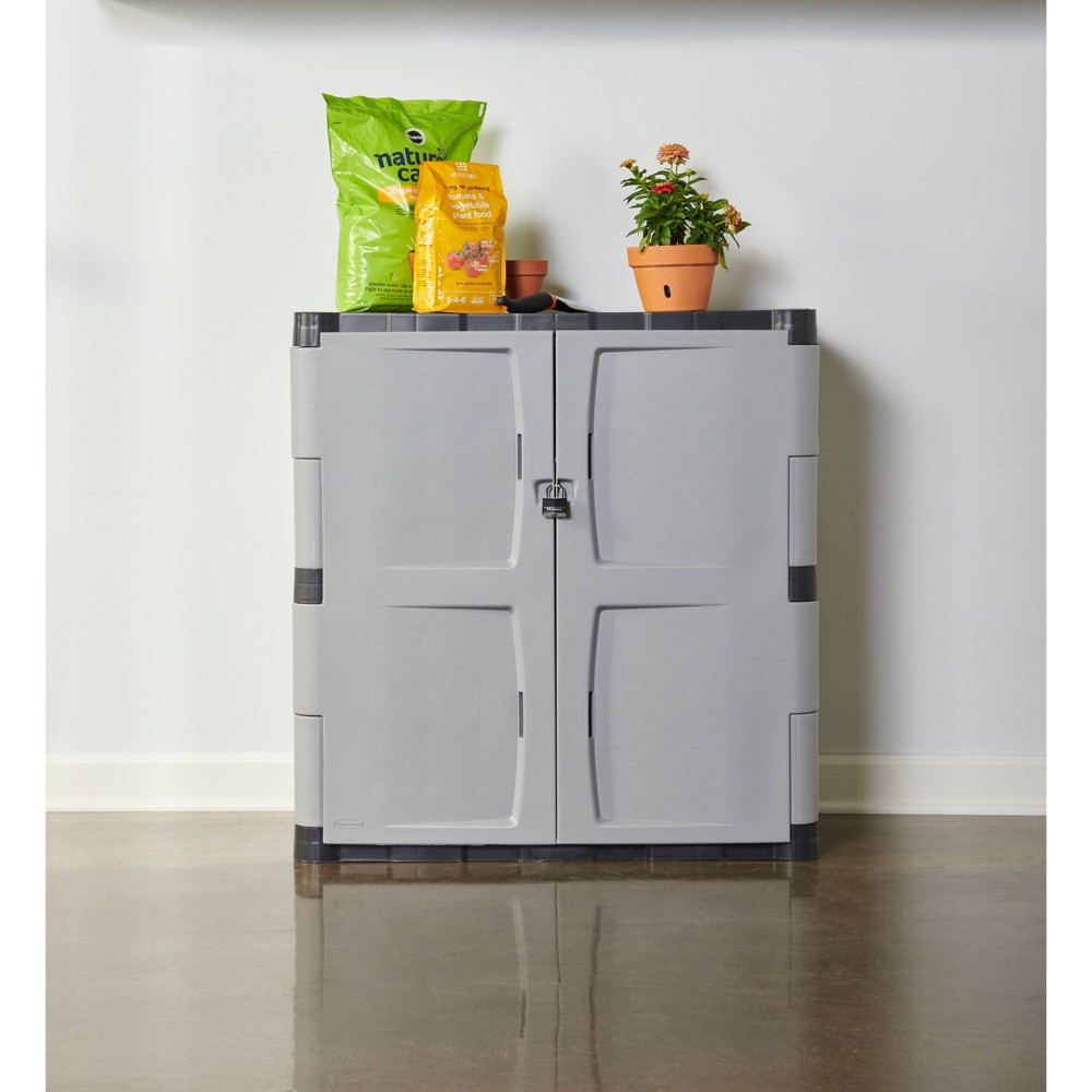 Rubbermaid Freestanding Cabinet