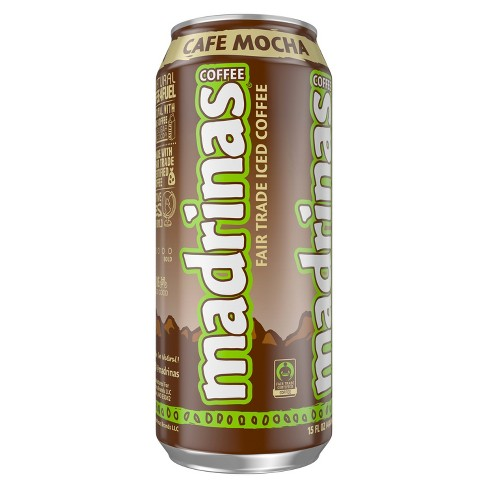 Madrinas Coffee Caf Mocha - 15 fl oz Can - image 1 of 1