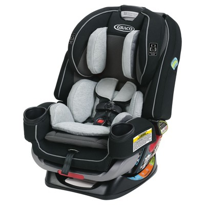 Graco 4ever Extend2fit All In One Convertible Car Seat Lexington