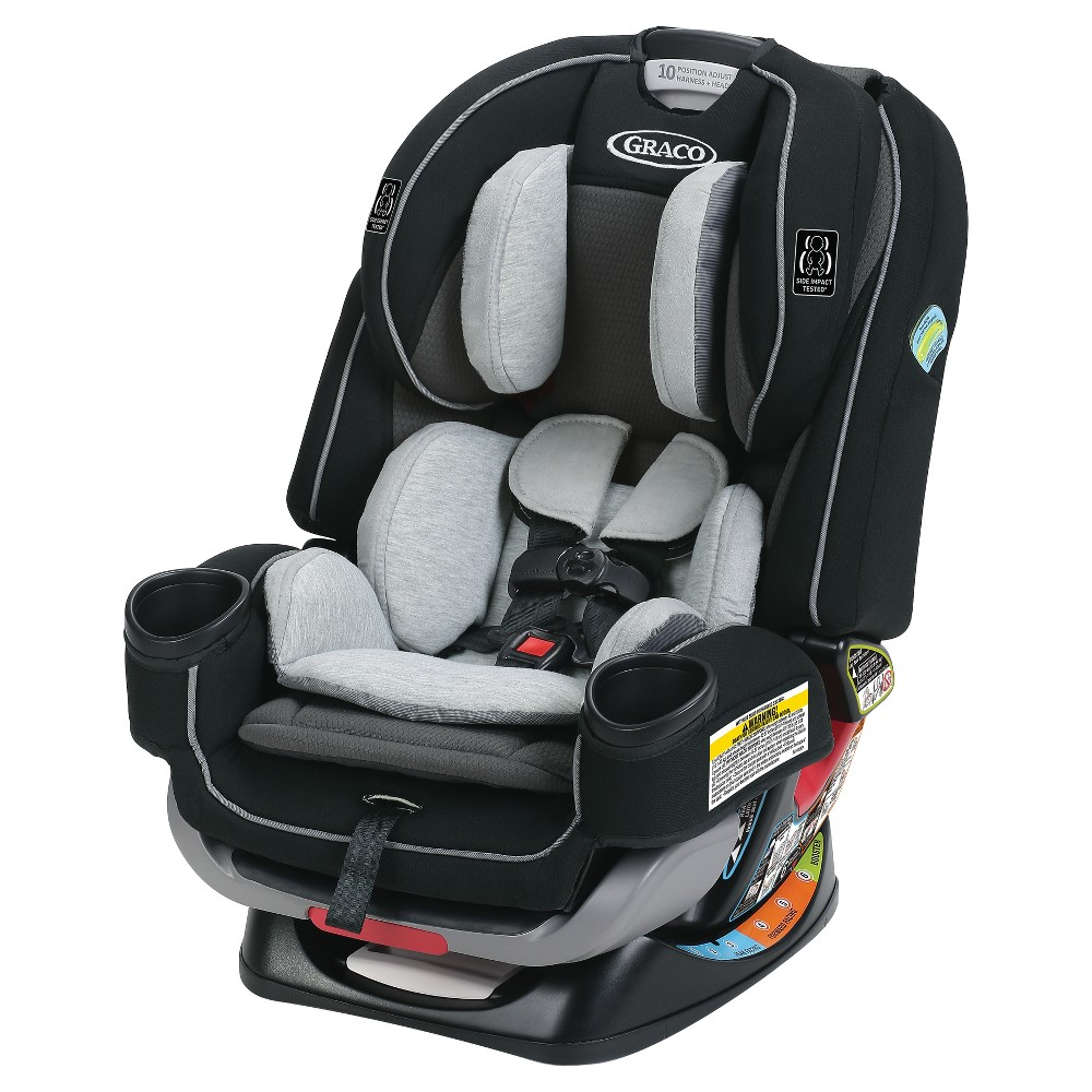 Image of Graco 4Ever Extend2fit All-in-One Convertible Car Seat - Lexington