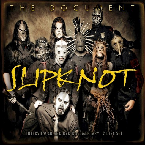 Slipknot - Slipknot:Document (CD) - image 1 of 1