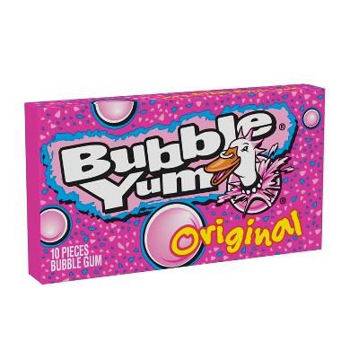 Bubble Yum Original Bubble Gum - 10ct