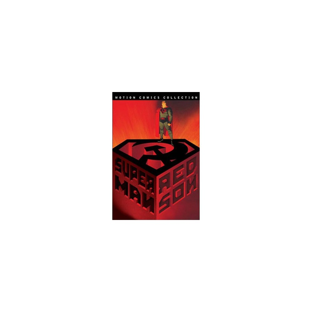 Superman:Red Son Motion Comics (Dvd)