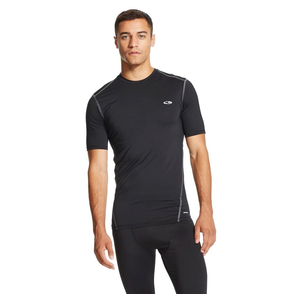 C9 Champion Men's Tall Power Core Compression Shirt - Limo Black XL Tall, Size: Xlt