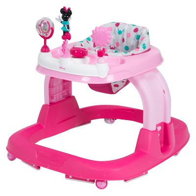 Disney Minnie Mouse Ready Set Walk! Walker - Dot Fun