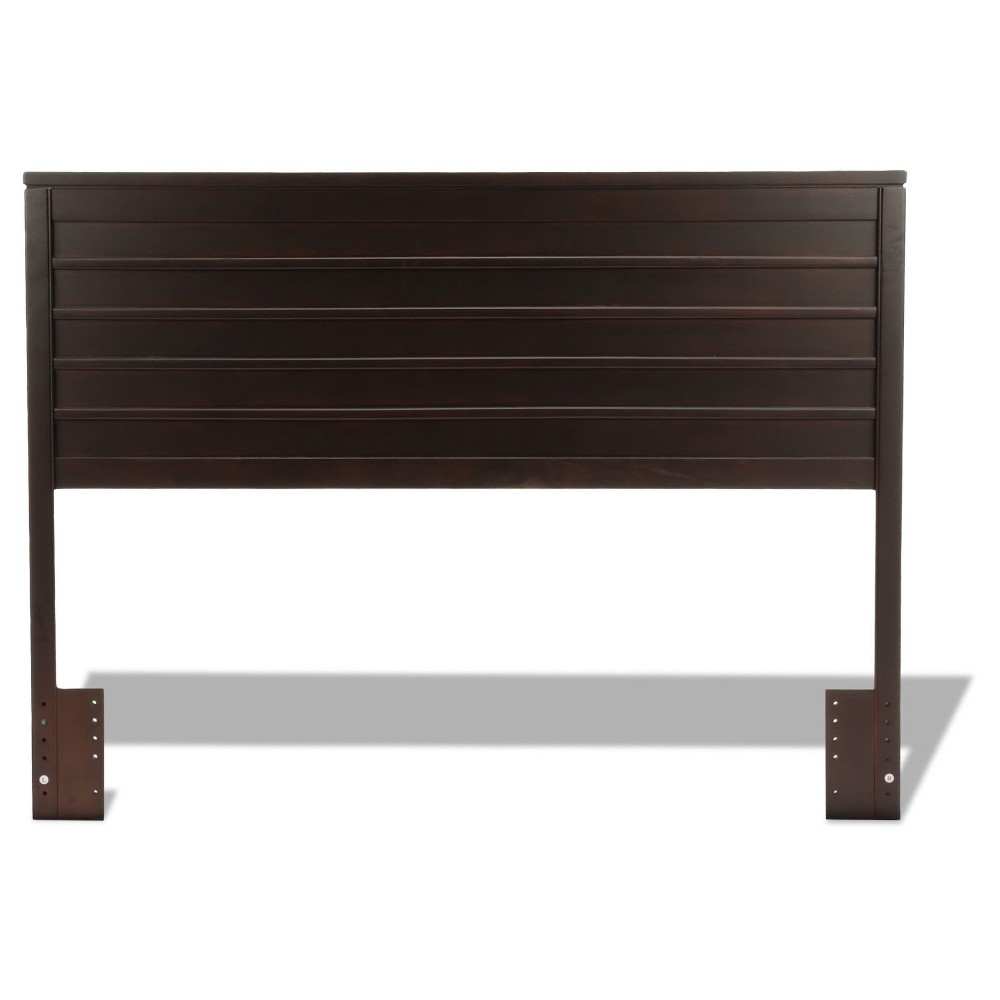 Uptown Headboard - Espresso - Full/ Queen - Fashion Bed Group, Brown