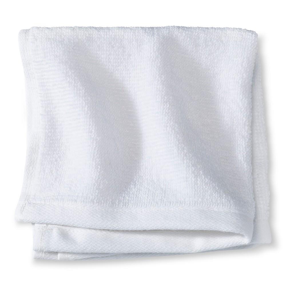 Fast Dry Washcloth White - Room Essentials