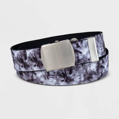 Men's 40mm Camo Print Stretch Web Belt - Original Use™ Black