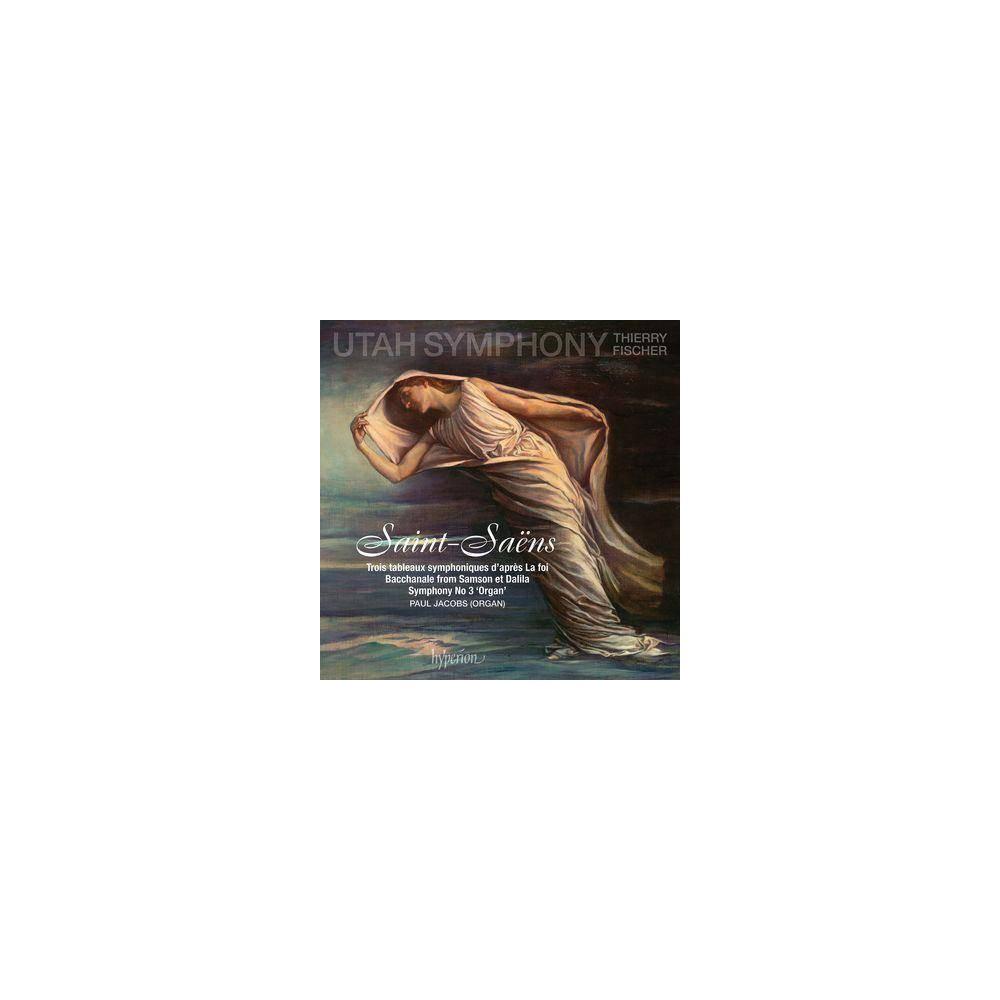 Utah Symphony Orchestra - Saint-Saens: Symphony No. 3 La Foi (CD) Compare