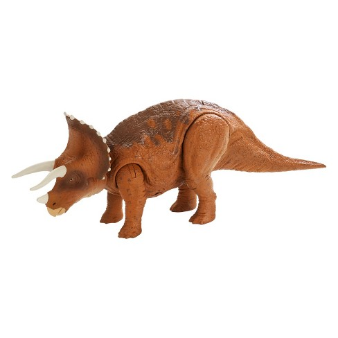 Jurassic World Roarivores Triceratops - image 1 of 8