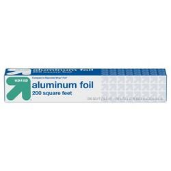 Standard Aluminum Foil - 200 sq ft - Up&Up™