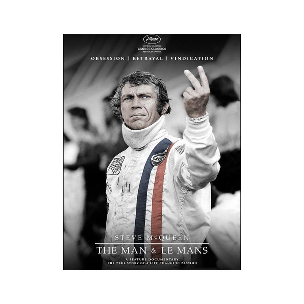 Steve Mcqueen:Man & Le Mans (Dvd)